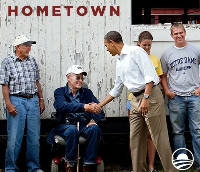 Obama Foundation releases new Chicago-inspired Spotify playlistObama Hometown Playlist