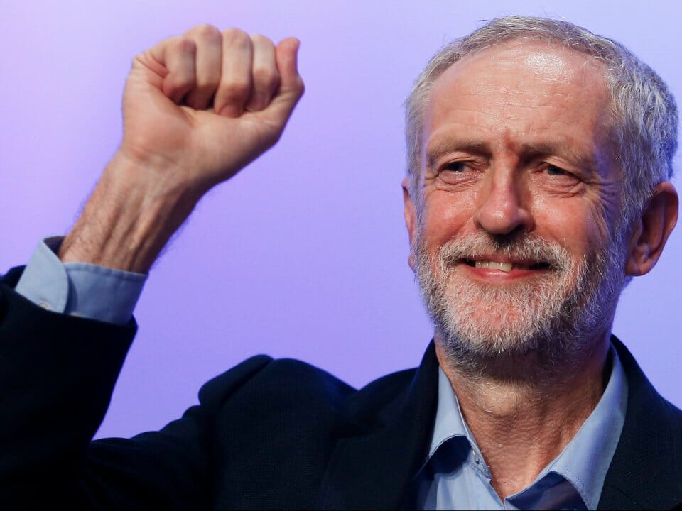 Jeremy Corbyn will introduce Run The Jewels at Glastonbury 2017Jeremy Corbyn Glastonbury Dancingastronaut