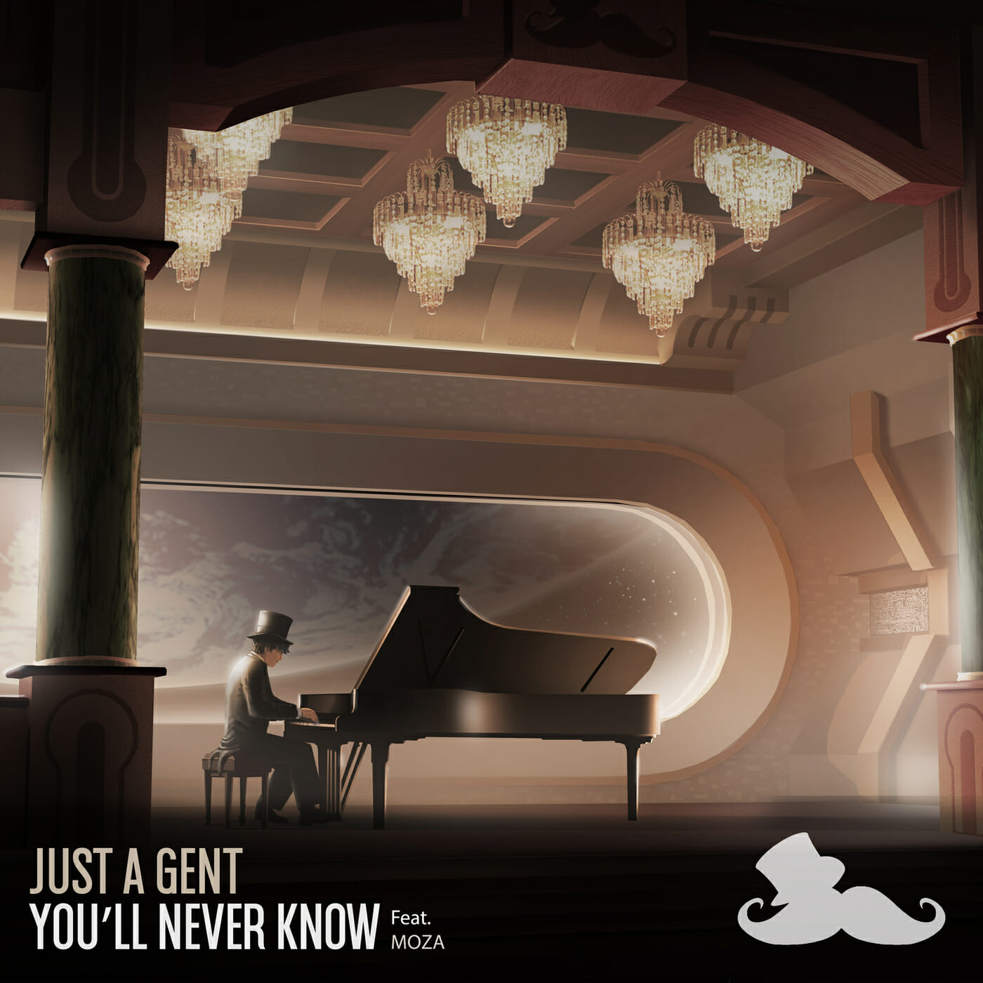 Just A Gent – You'll Never Know (feat. Moza)Artworks ZcMsNUmyg57W 0 Original