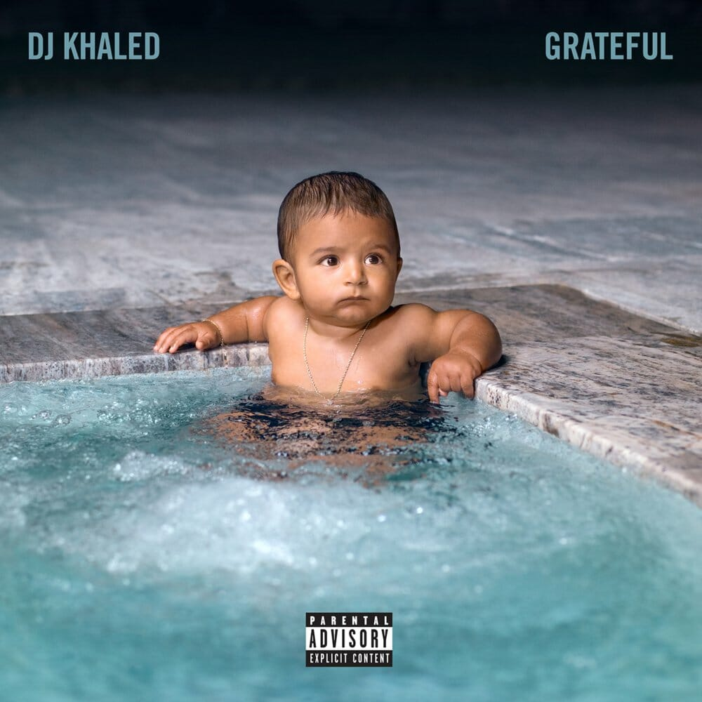 DJ Khaled taps Calvin Harris, Travis Scott and Jeremih for new track