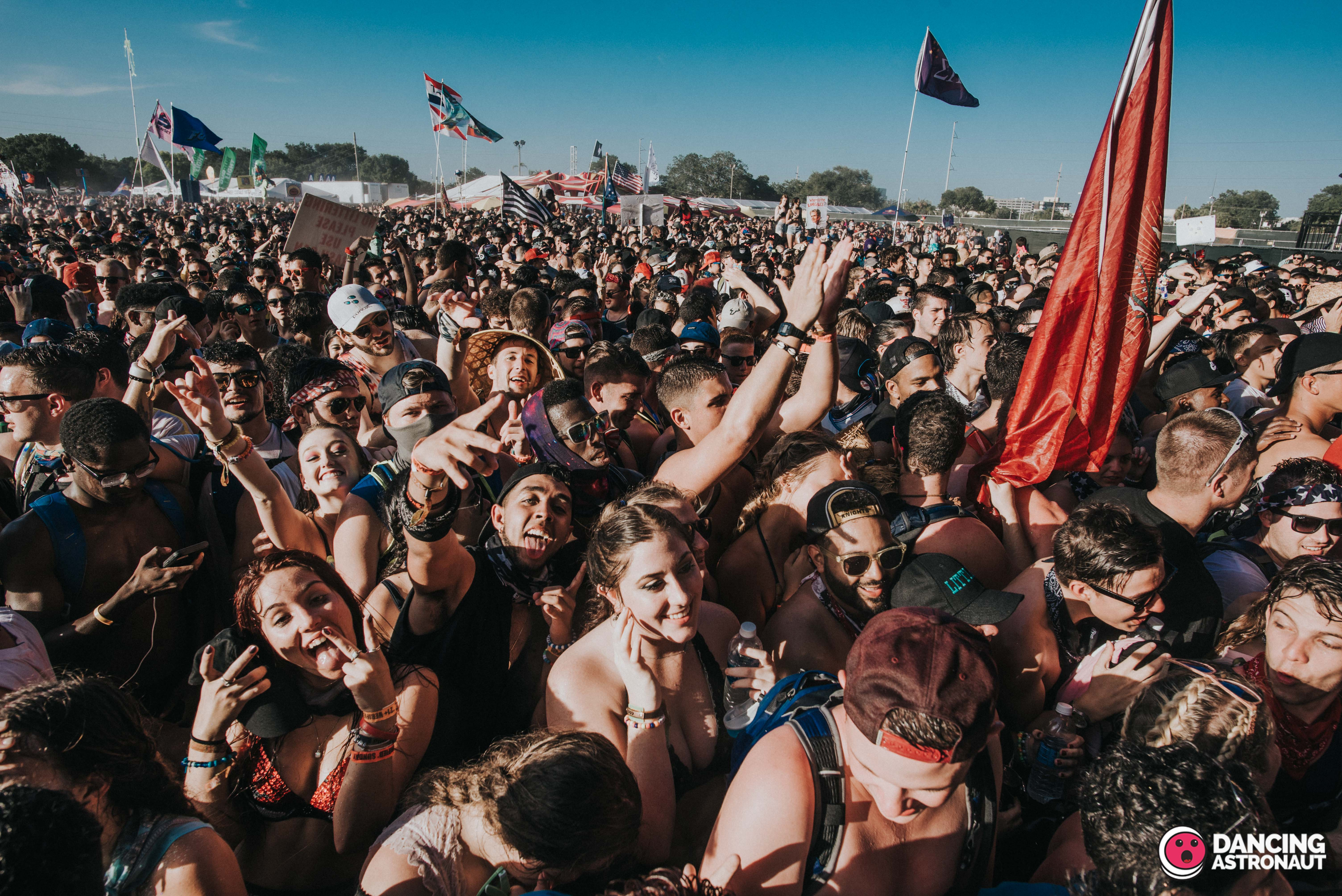 The music industry is more divided than ever, but there are some things everyone can agree on [Editorial]Sunset Music Festival Tessa Paisan 2017 109