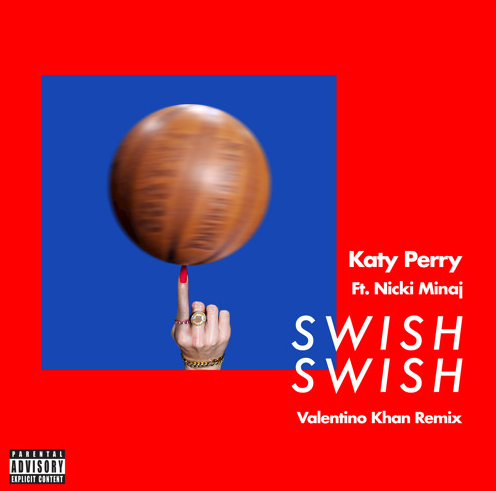 Katy Perry taps Valentino Khan for official 'Swish Swish' remixScreen Shot 2017 07 03 At 11.19.11 AM