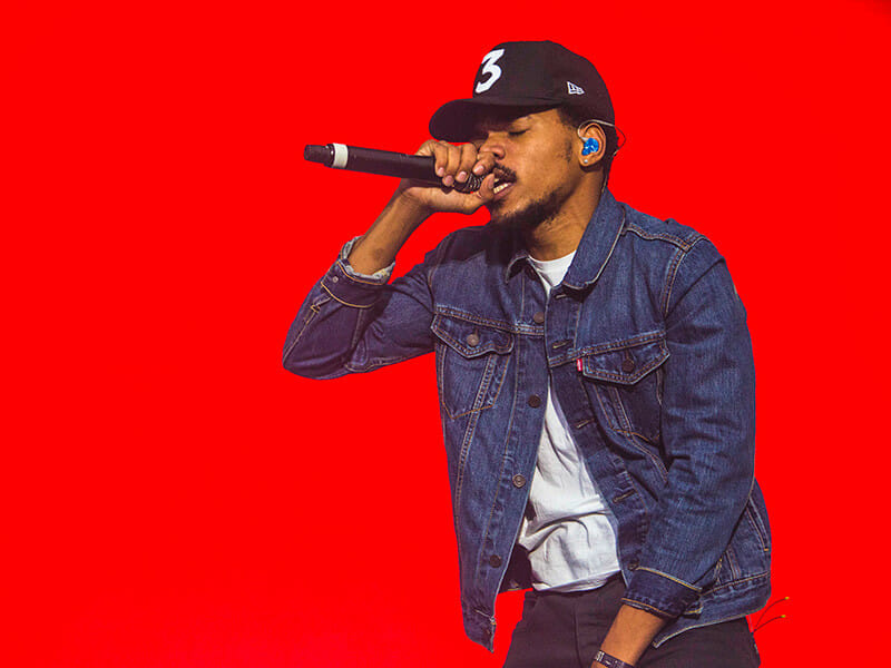 Chance the Rapper brings mixtapes to streaming services, launches vinyl/new album pre-orderChance The Rapper By Mike Lavin @thehomelesspimp