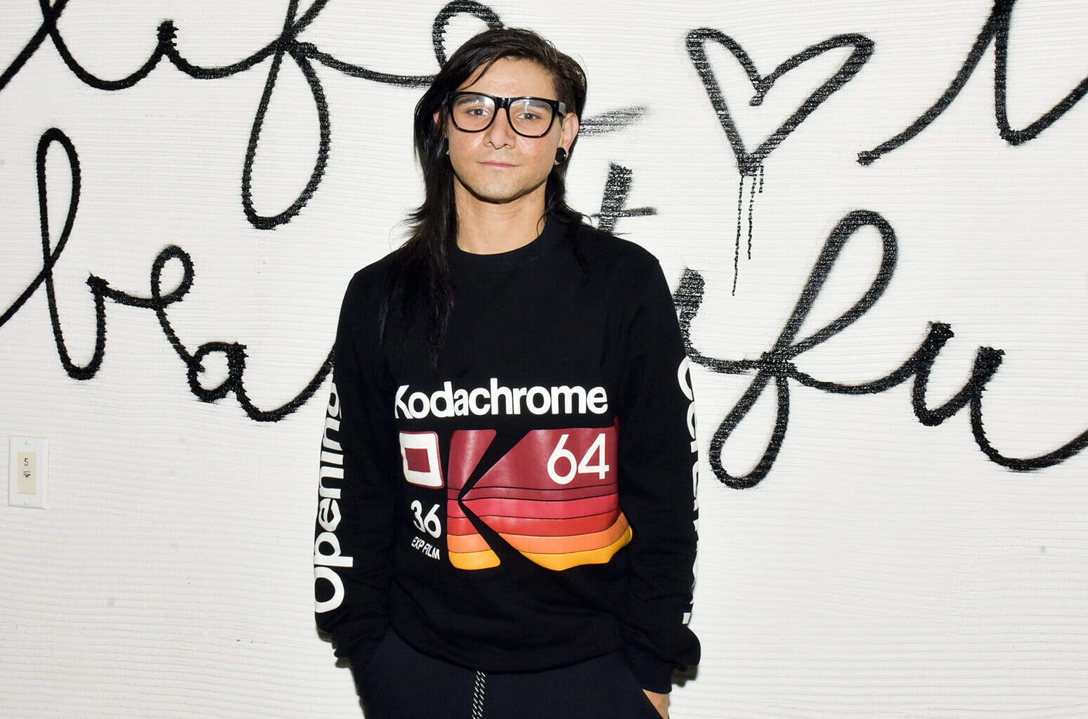 Skrillex's 'HUMBLE' remix is dropping soonSkrille Feb 10 2017 Billboard 1548