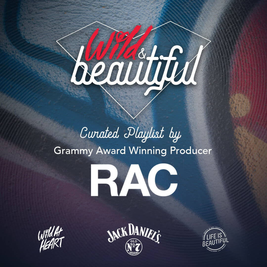 RAC revs up Life is Beautiful excitement with curated playlistRac Omnia Playlist