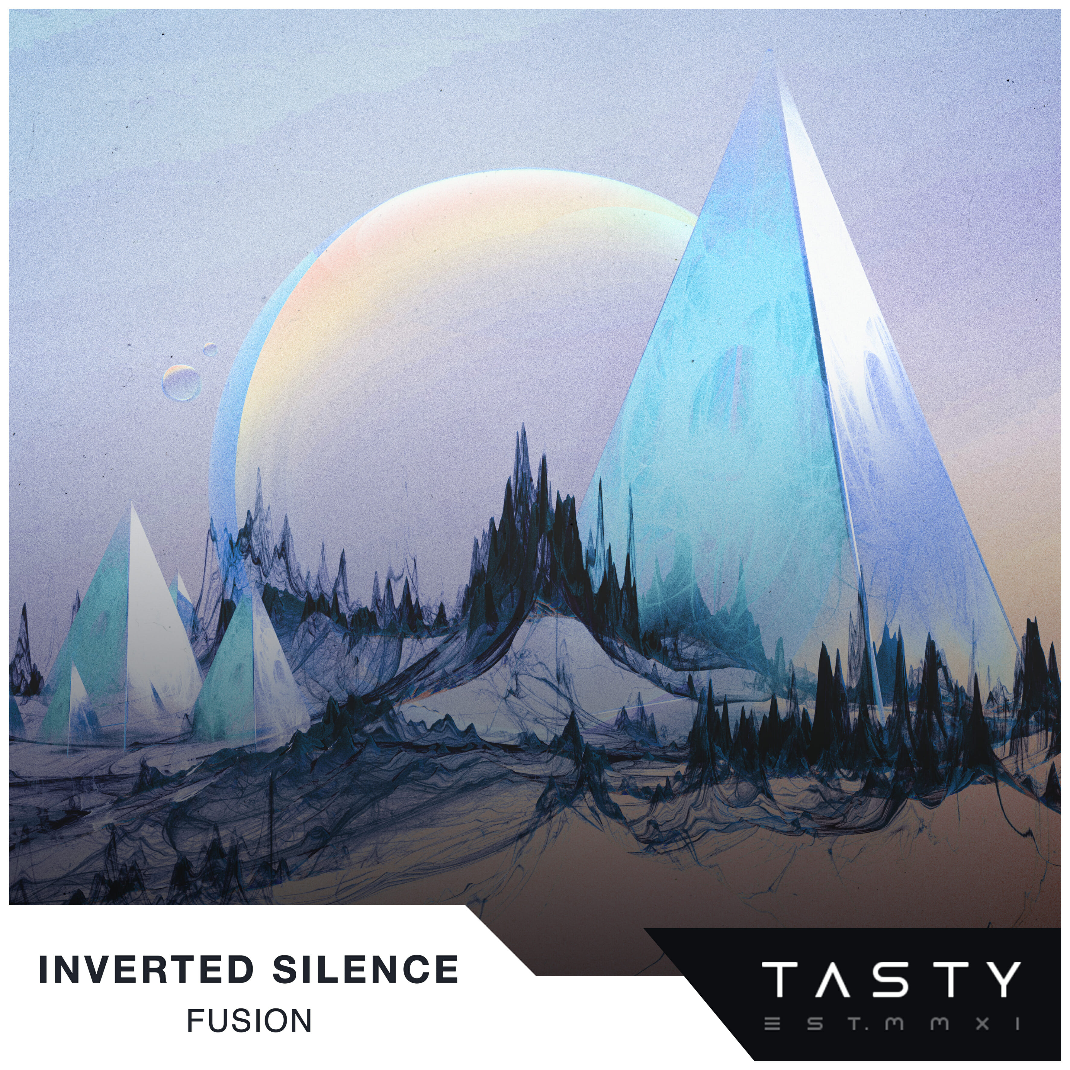 Inverted Silence – FusionRelease Cover