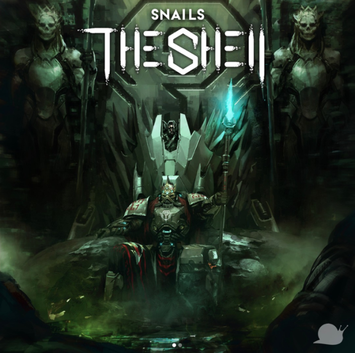 MUST LISTEN: Snails' star-studded debut album 'The Shell' is a vestige of filth and grimeSnails The Shell Debut Album
