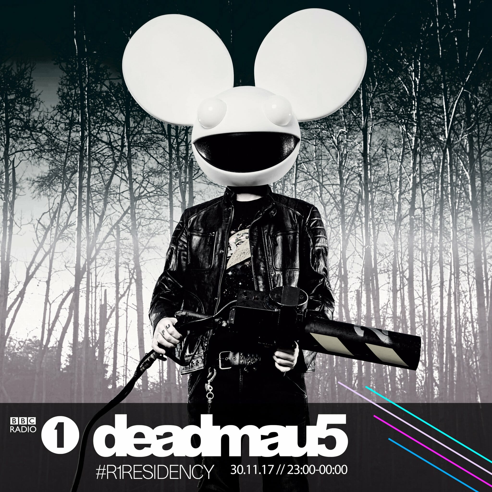 deadmau5 stuns in BBC Radio 1 residency finale, confirms 'new music, new tours, & a new show of some kind' for 2018DP6l HEW0AE2TL