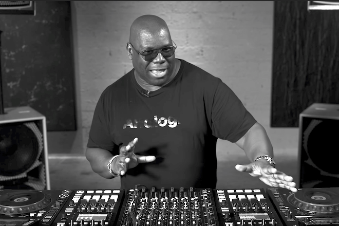 Carl Cox expounds upon his MODEL 1 DJ set-up in new How I PLAY filmScreen Shot 2017 11 21 At 2.07.13 PM