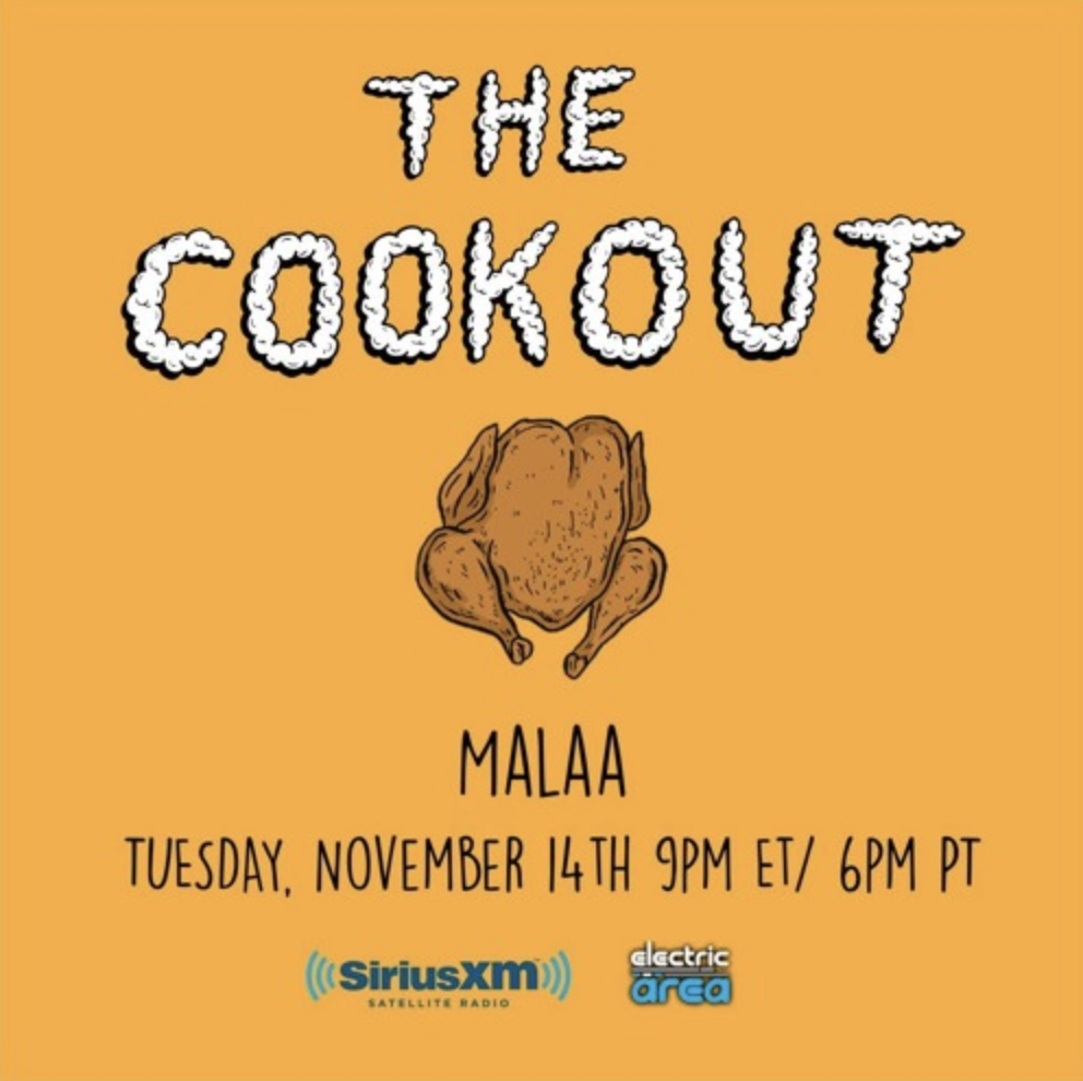 Malaa heats things up on latest installment of The CookoutScreen Shot 2017 11 21 At 5.02.13 PM