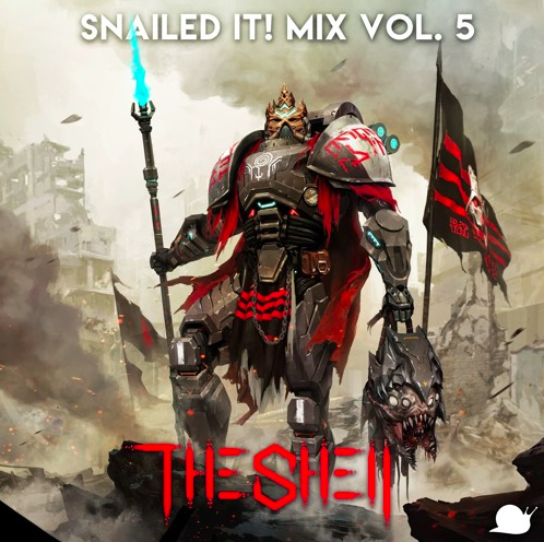 Snails releases Vol. 5 of SNAILEDIT! mix series [Stream]Screen Shot 2017 12 18 At 10.41.06 AM
