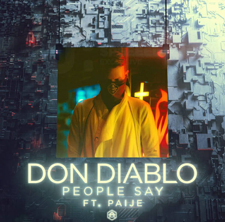 Don Diablo turns long-awaited ID into official single, 'People Say'5A475277 4A7B 4695 ADE1 83E5F499F416