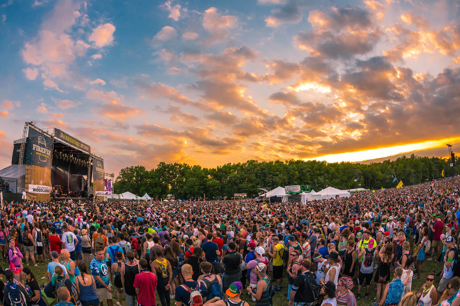 Firefly Music Festival to return to 4-day format for 2020 iterationFIREFLY Music Festival 2016 ALIVE Coverage 26