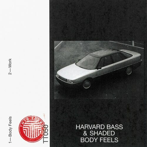 Harvard Bass & SHADED – Body Feels [EP Review]Harvard Bass SHADED Body Feels