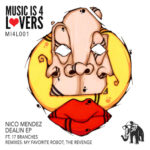 [EXCLUSIVE] Music is 4 Lovers launches new label with a stunning EP from Nico MendezMusic Is 4 Lovers Nico Mendez