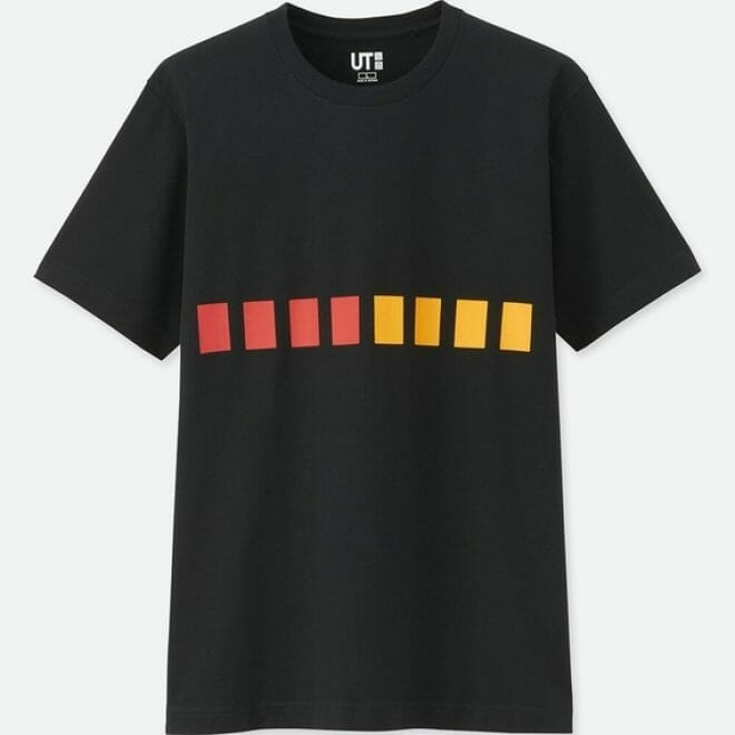Roland and UNIQLO collaborate on new TR-808 T-shirt collection09 411218