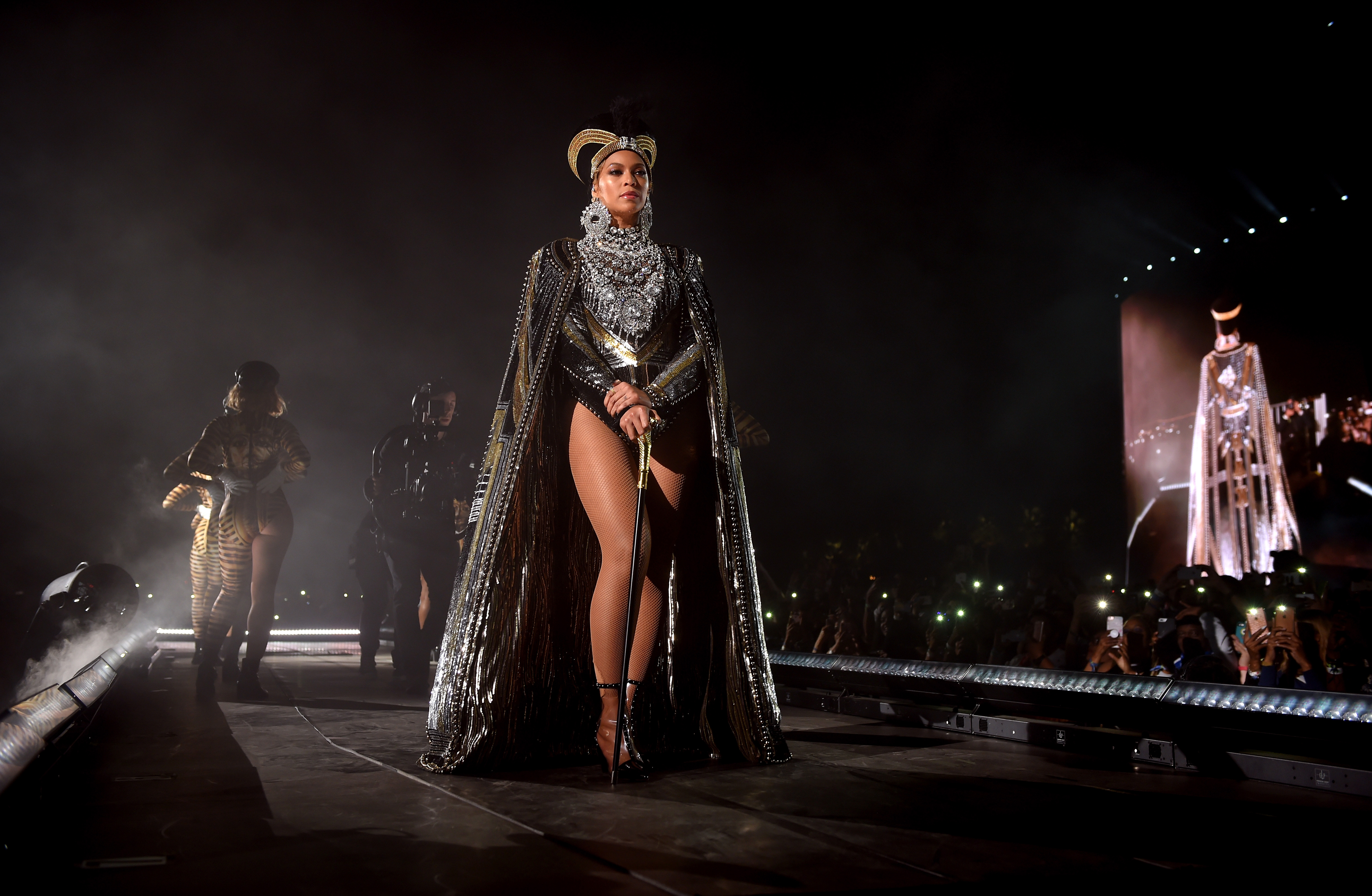 Beyoncé takes the throne, Ekali sends it, David Byrne rewrites history & more: Here's everything that happened at Coachella day 2946417964 1