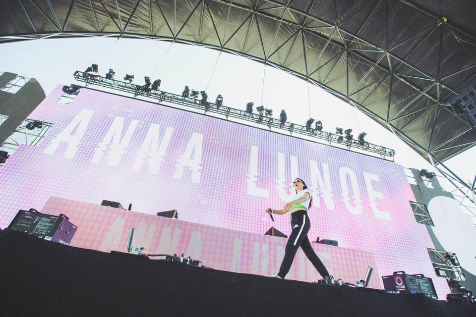 Relive Anna Lunoe's full performance from San Diego's CRSSD FestivalAnna Lunoe Live 1