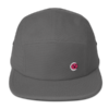 Dancing Astronaut Small Logo Five Panel Cap