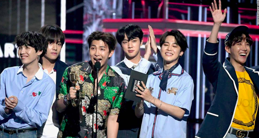 BTS' 'Love Yourself: Tear' is first K-pop album to debut at no. 1 spot on Billboard 200 chartScreen Shot 2018 05 30 At 12.25.39 PM