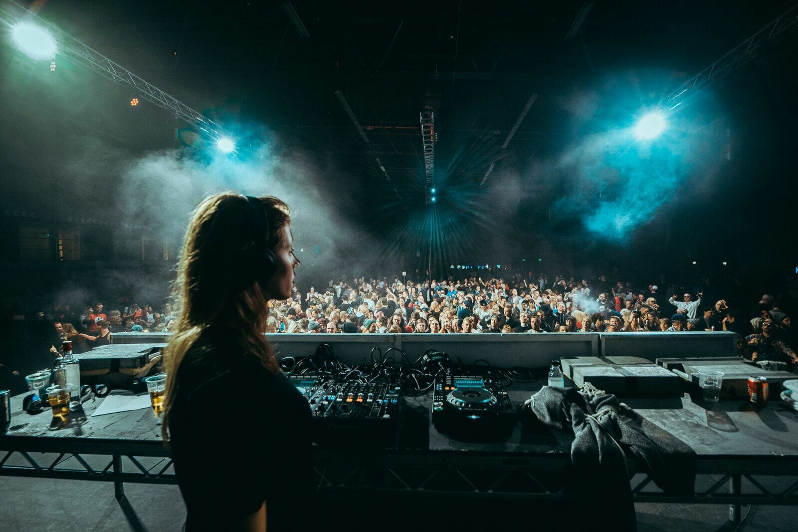 STREAM NOW: Charlotte de Witte brings searing techno to Coachella