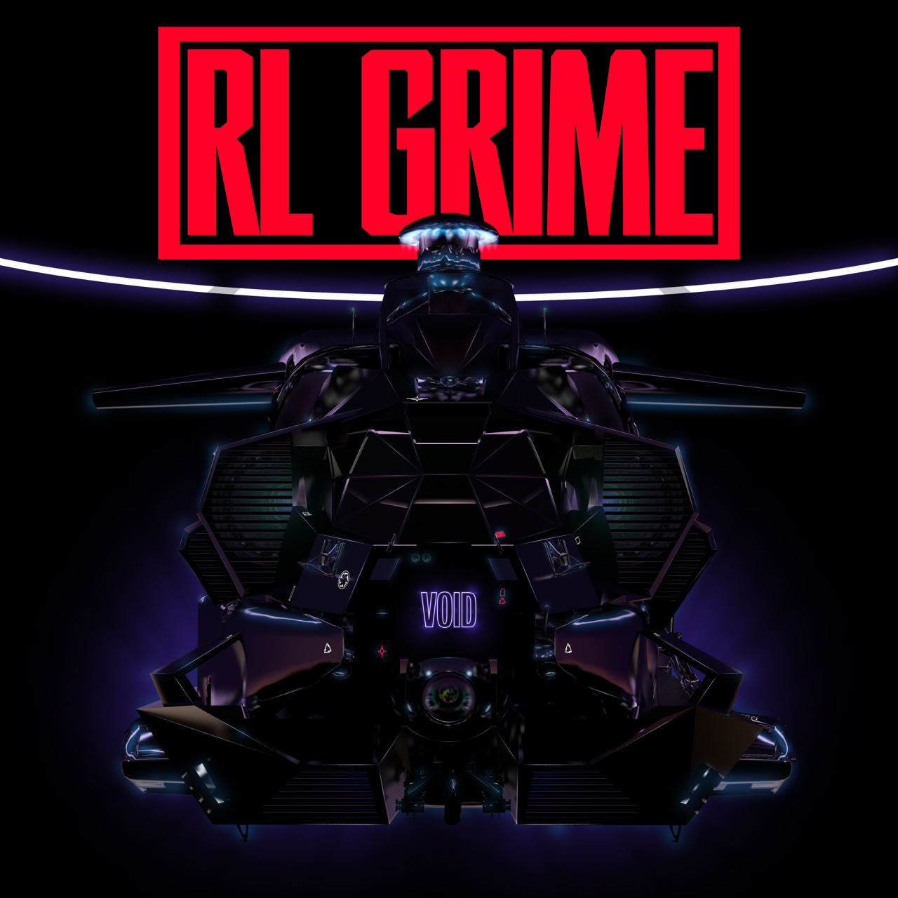 RL Grime's 'Core' is four years old: remembering its greatnessRL Grime Void Core