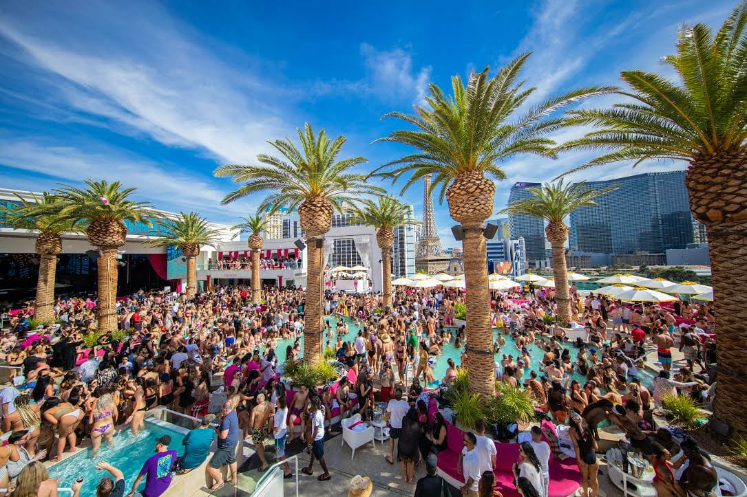 Drai's Beachclub August 2018: Full event calendarDrais
