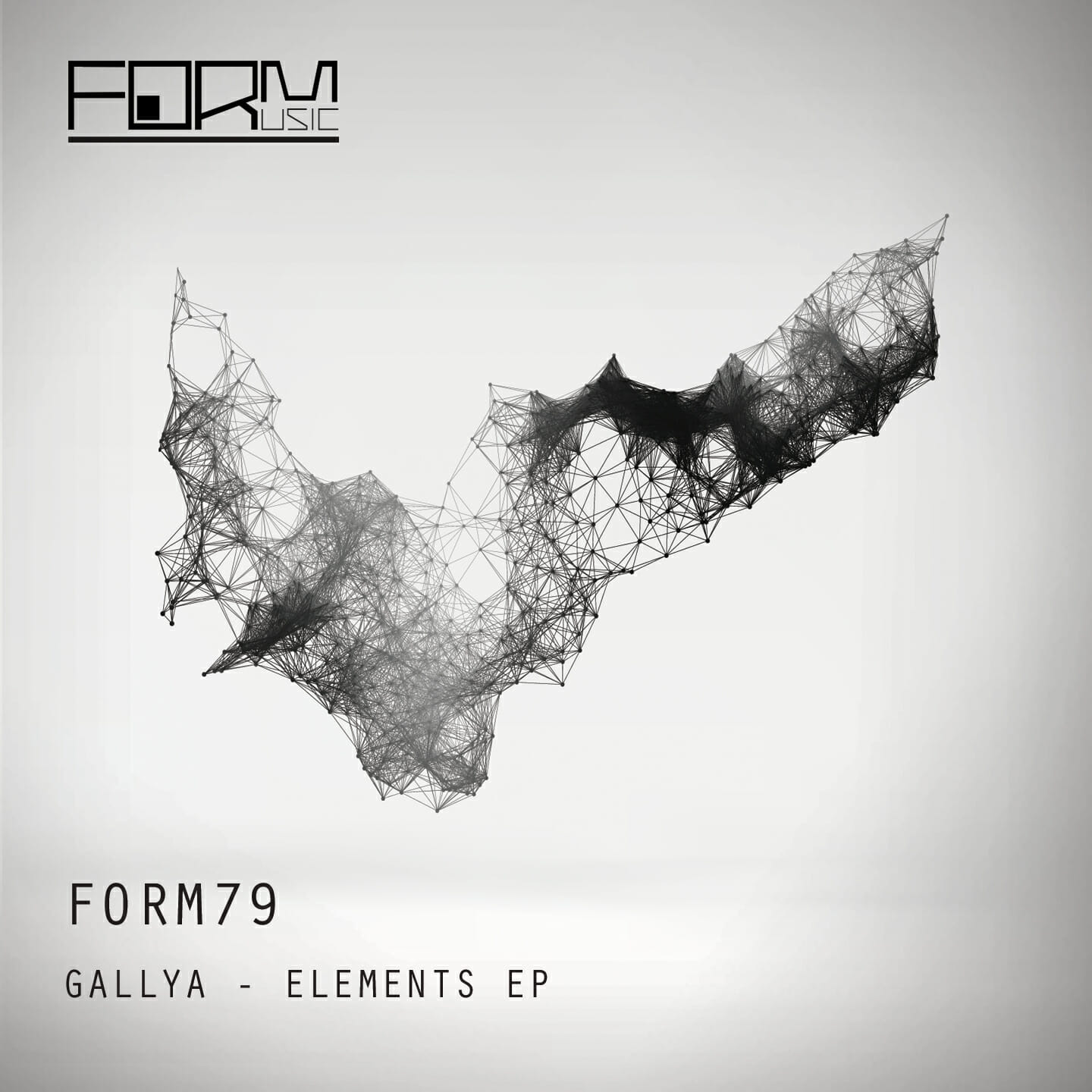 Gallya debuts on FORM with a driving, 'Elements' EPFORM 79 Elements Gallya