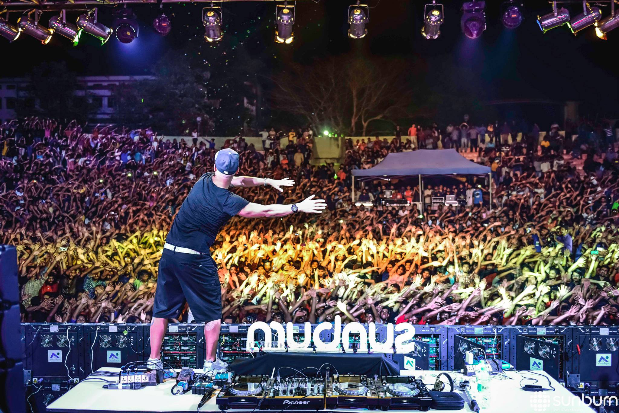 Sunburn Music Festival targeted for possible terror attackSunburnragam