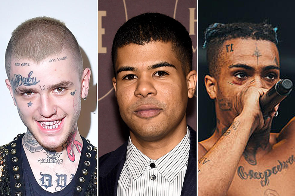 Lil Peep and XXXTentacion joined on posthumous collaboration, 'Falling Down'Lil Peep Makonnen Tentacion Credit l Mag