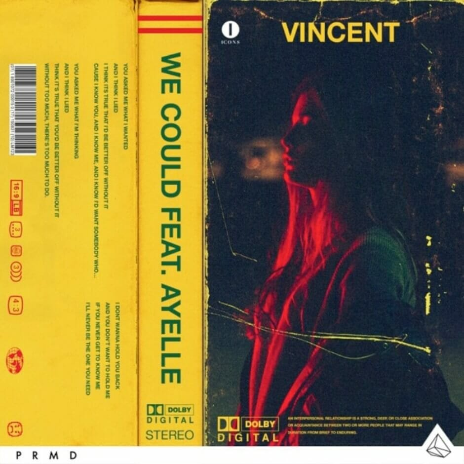 Vincent bends genres in new track with Ayelle, 'We Could'Vincent We Could