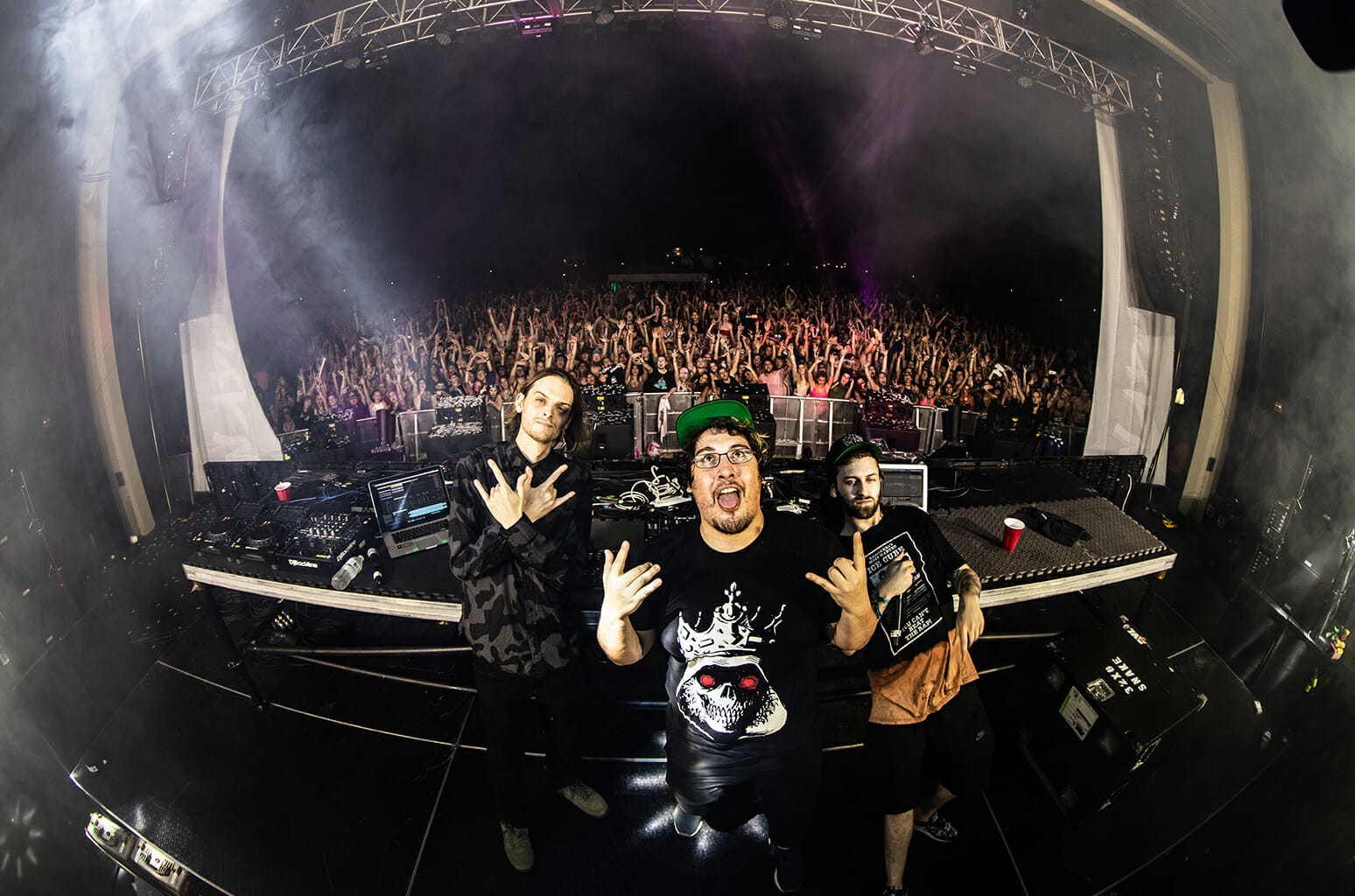 Zeds Dead and Snails release slimy dubstep collaboration, 'Magnets'Zeds Dead Snails Magnets