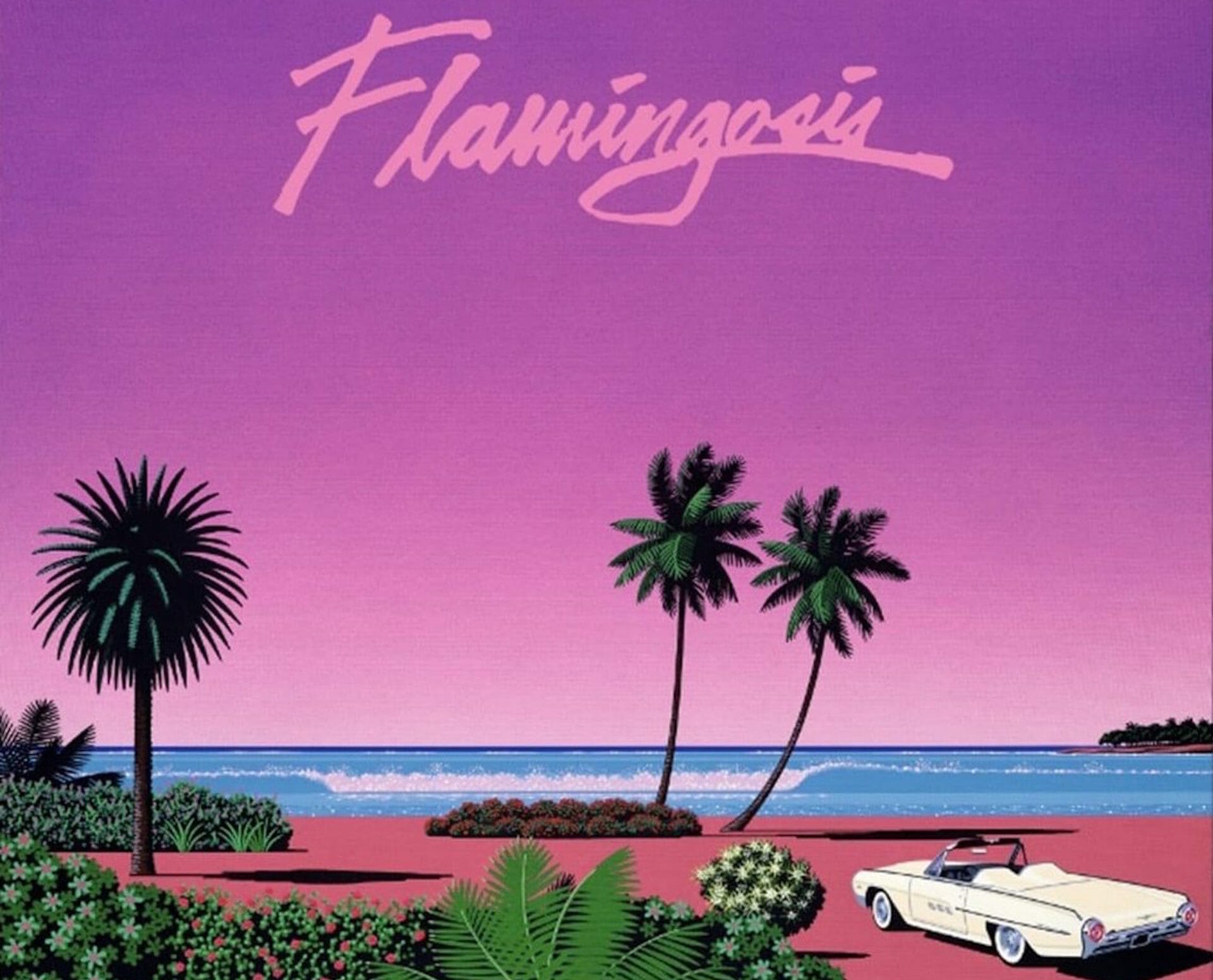 Flamingosis crafts pool party perfection with 'Jet Skis & Hennesy'Flamingosis Jet Skis And Hennesy