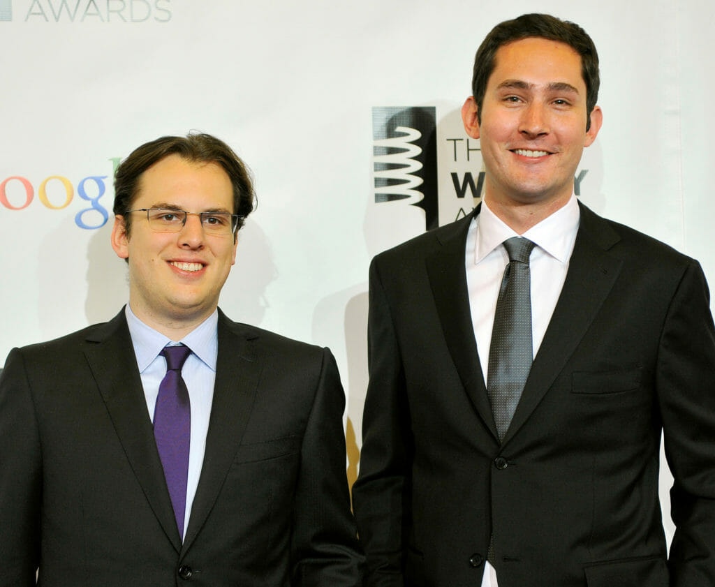 Instagram co-founders resign 'to explore our curiosity and creativity again'Insta Cofounders