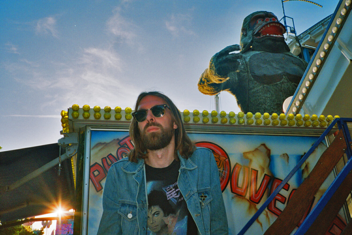Breakbot crafts new disco house delight, 'Be Mine Tonight' [Stream]Breakbot Press Supplied By His PR Team