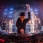 The gold glint of Claptone's mask yields 'Zero'CLAPTONE 2018 0928 234951 4311 ALIVECOVERAGE JCM