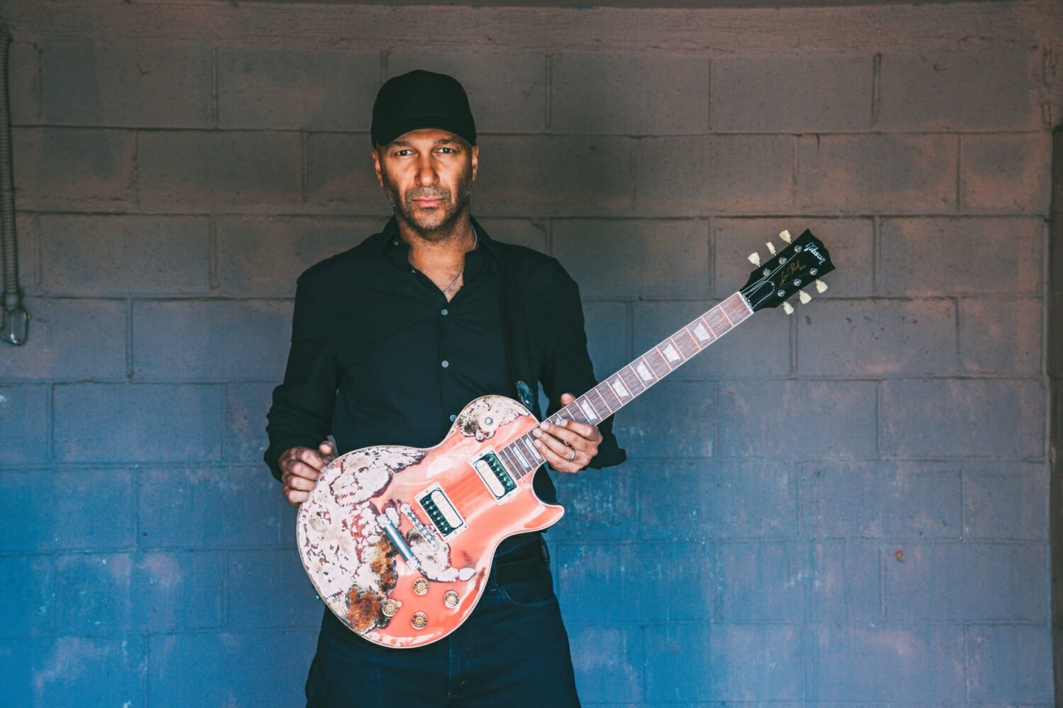 Tom Morello releases electronic-rock-focused 'The Atlas Underground' [Stream]