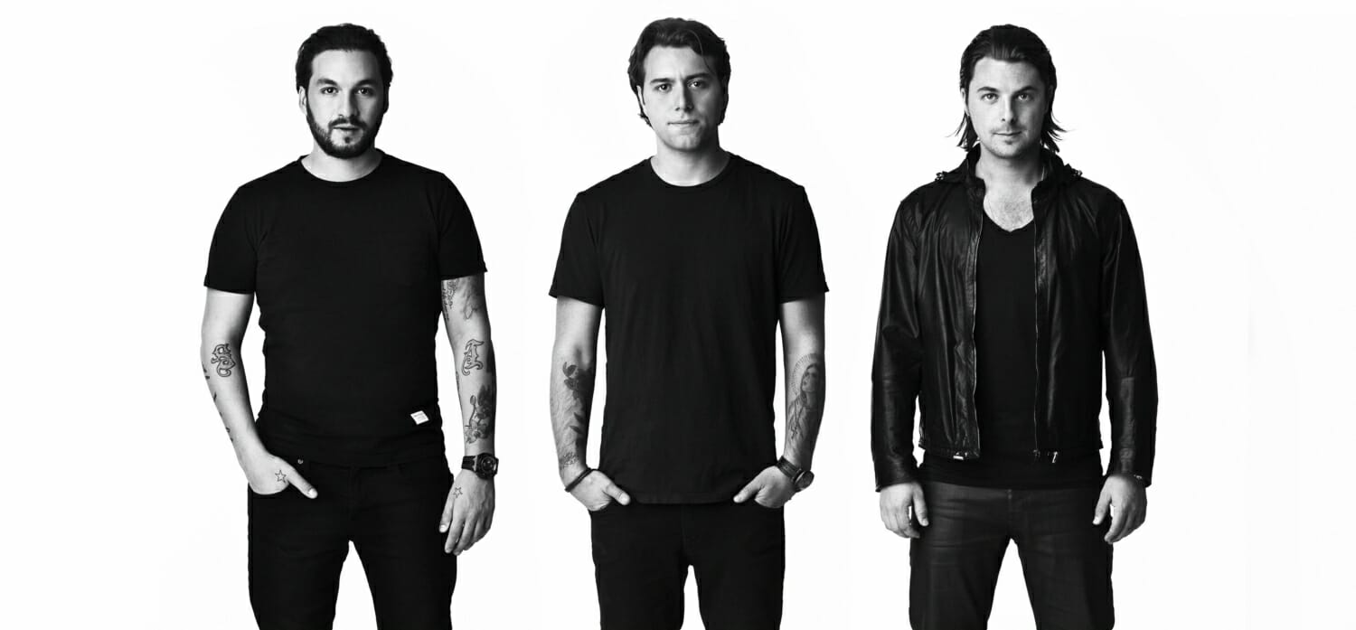 Swedish House Mafia to play one-off in Ibiza at UshuaïaSwedish House Mafia Bill Graham Civic Auditorium