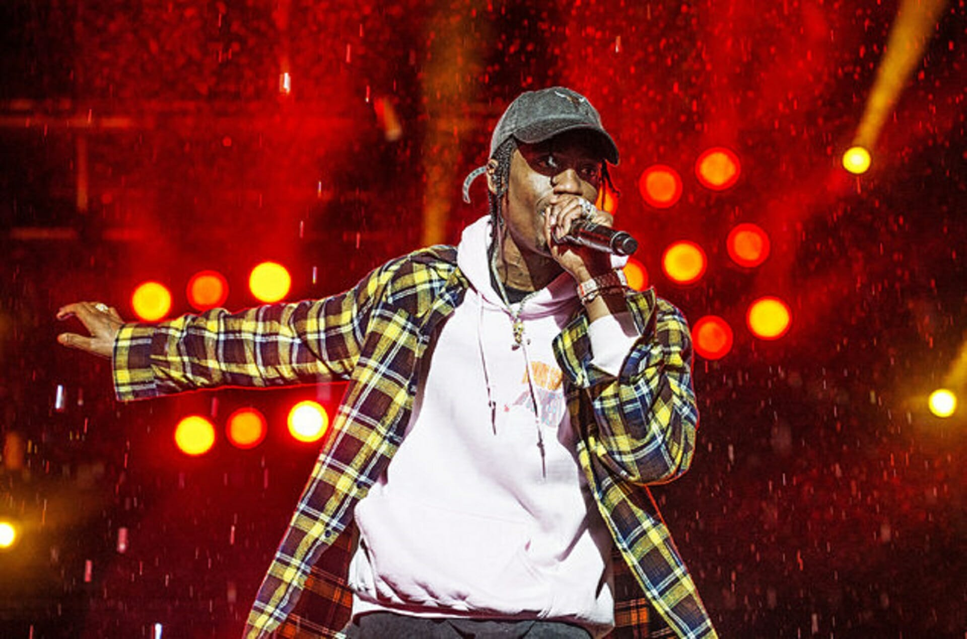 Jay-Z reportedly trying to persuade Travis Scott to withdraw from 2019 Super Bowl halftime showTravis Scott Live 2