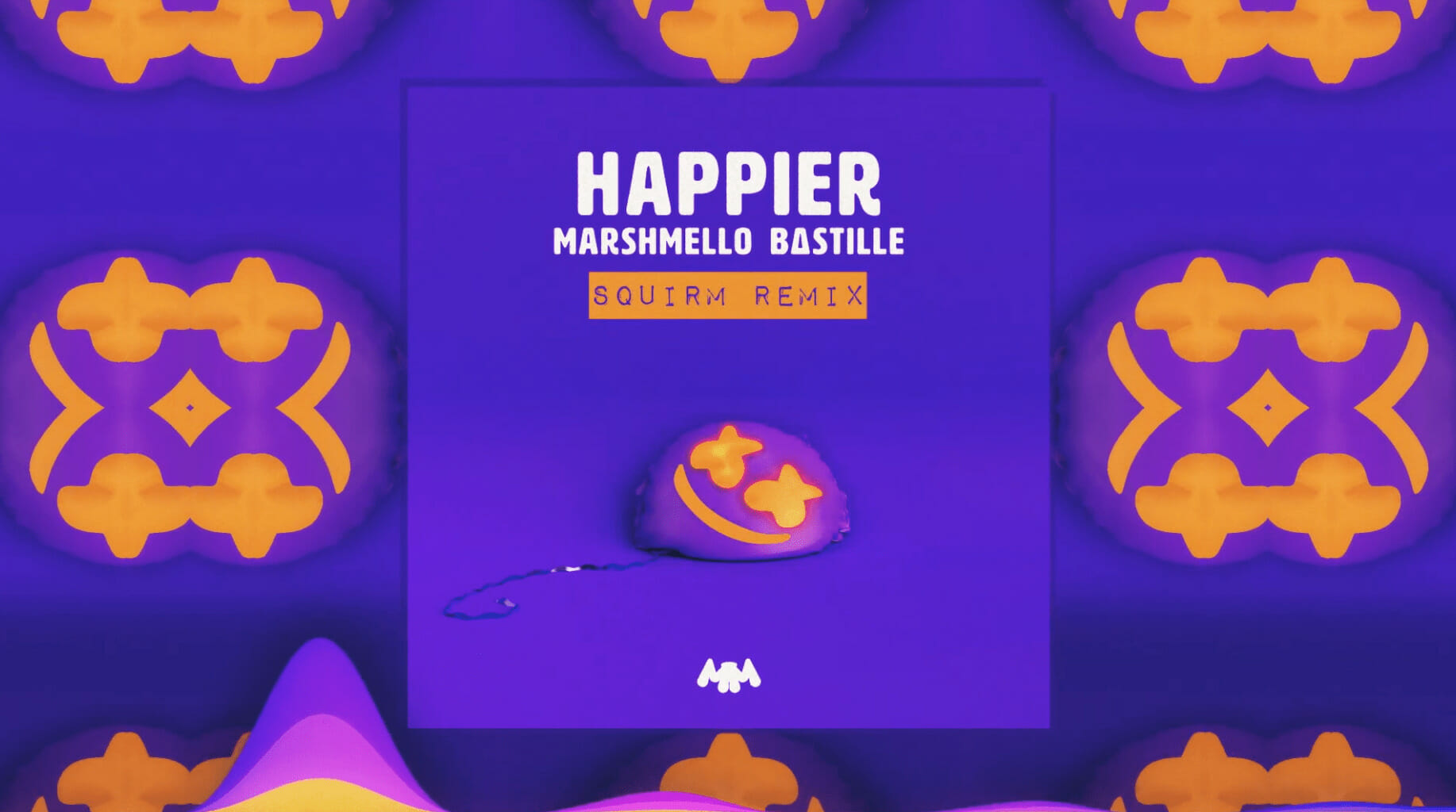 SQUIRM throws a house spin on Marshmello's 'Happier'Screen Shot 2018 12 13 At 6.45.21 PM Min