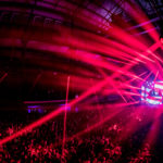 Zedd brings his unparalleled live energy to Brooklyn's Navy Yard with Light & Life – photos by Mike Poselski