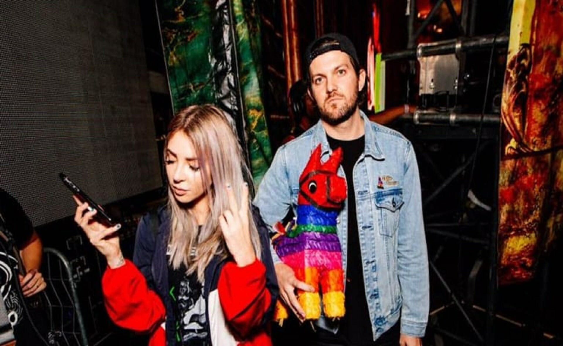 Dillon Francis and Alison Wonderland release long-awaited 'Lost My Mind' days before kicking off joint tourDillon Francis Alison Wonderland 1