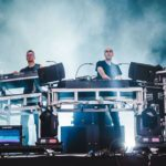 The Chemical Brothers share emotional tribute to Keith Flint at GlastonburyThe Chemical Brothers Headlining Antibes Festival Credit Giles Smith