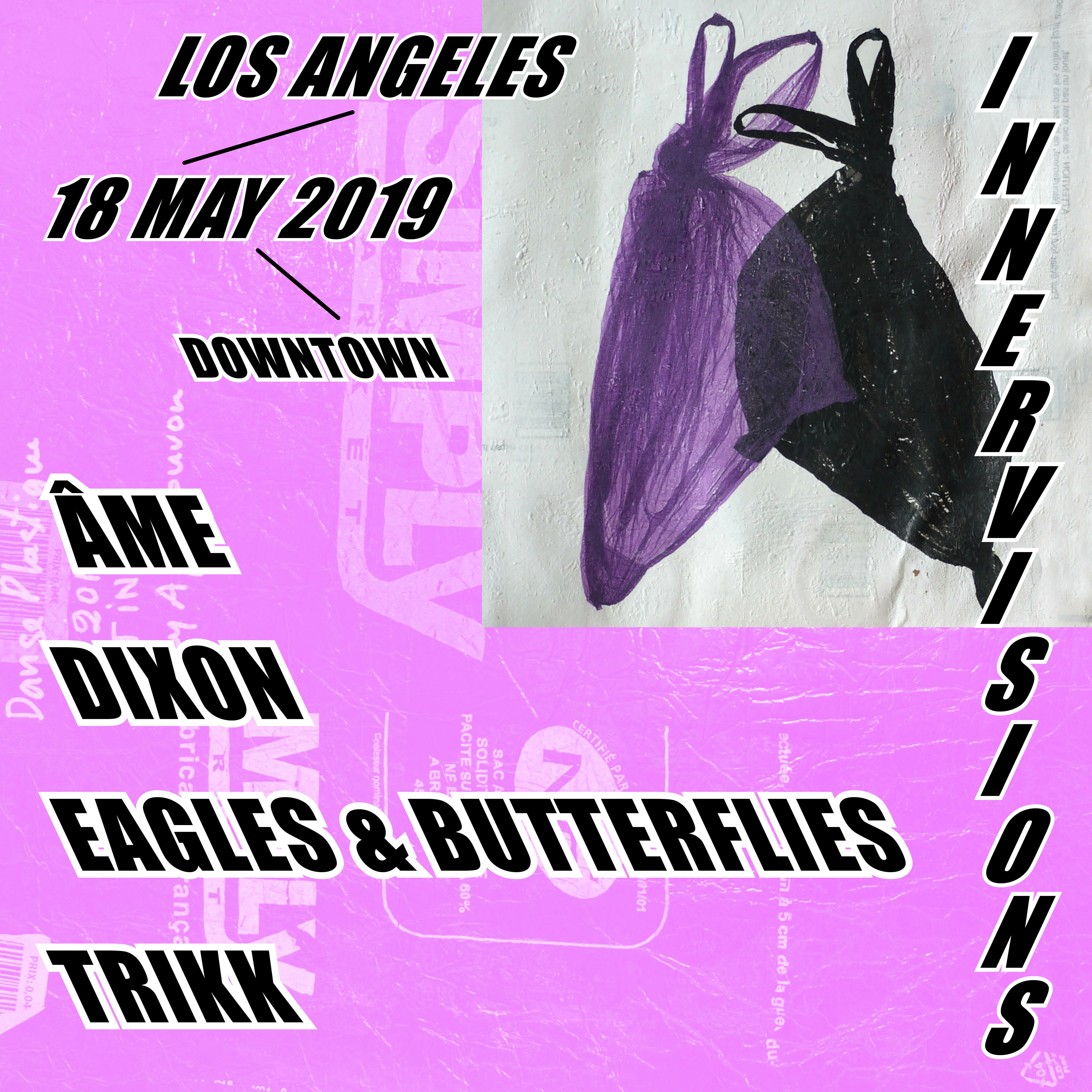 Dixon and Âme's legendary Innervisions heads to LA for debut label showcaseInnervisions LA