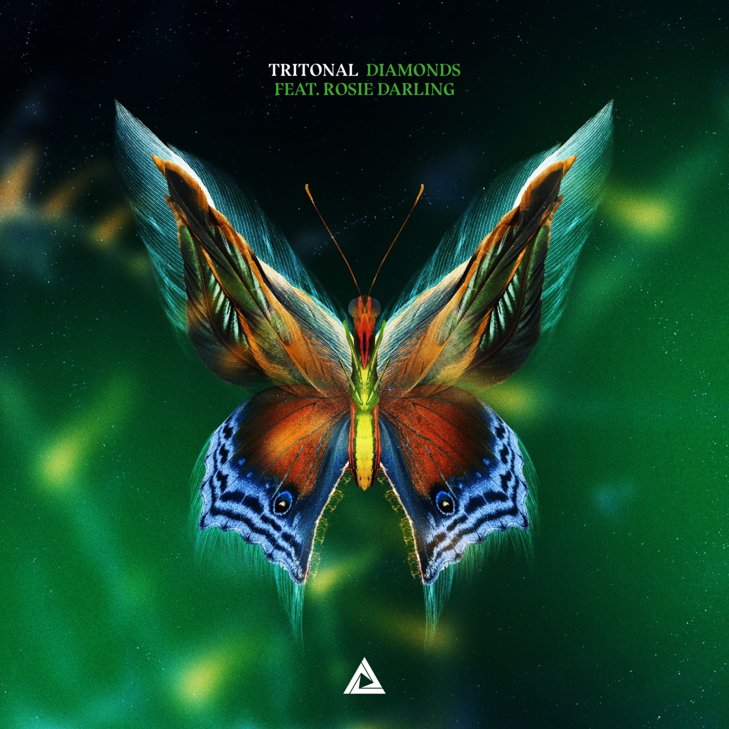 Tritonal releases enamoring new single as they inch closer to their forthcoming album's full releaseTritonal Diamonds Artwork