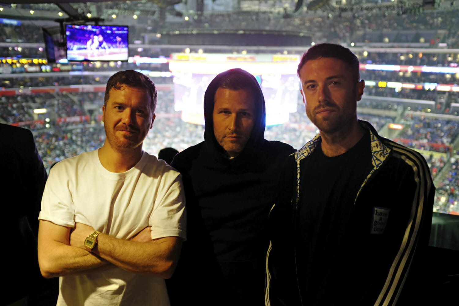 Kaskade and Gorgon City prove a collaborative wonder on new single, 'Go Slow'1