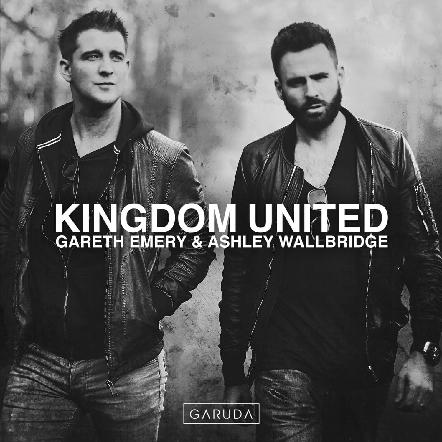 Gareth Emery and Ashley Wallbridge craft a trance lover's sonic playground on collaborative LP, 'Kingdom United'Album Artwork