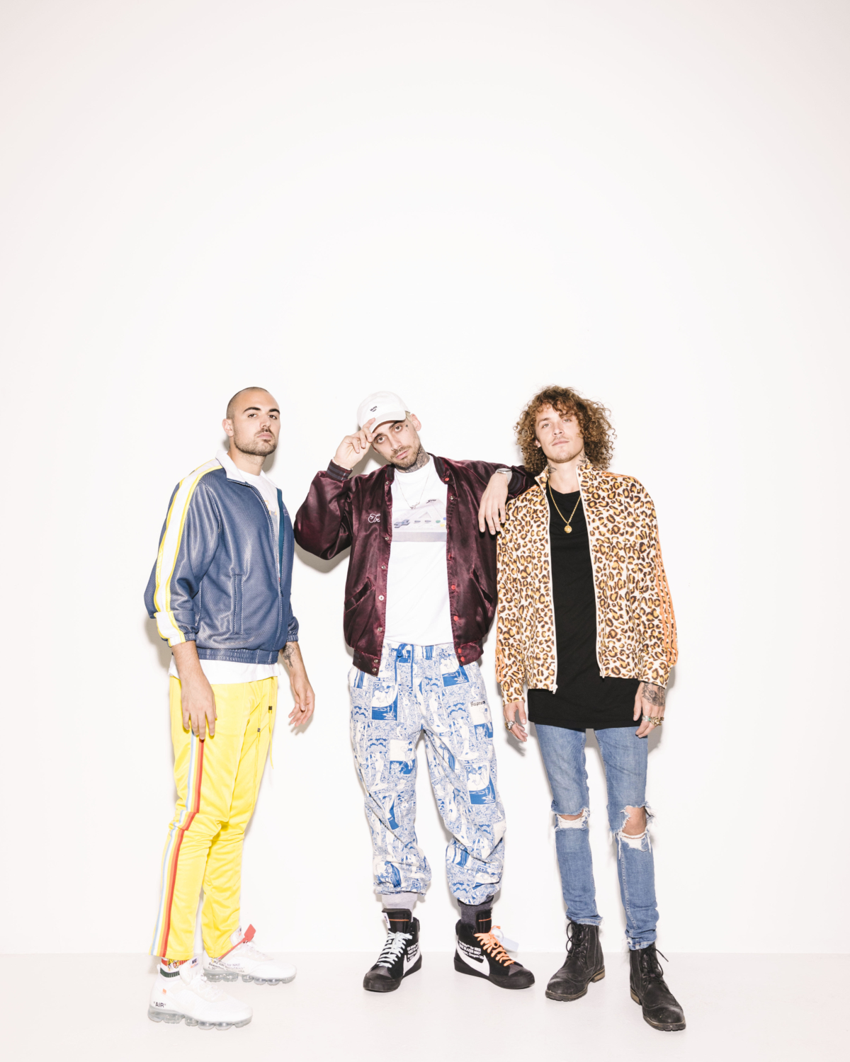 Cheat Codes set clubs asimmer with sultry new single, 'I Feel Ya'Unnamed 16