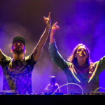 Zeds Dead and PEEKABOO set loose sought-after ID, 'POWA'Zeds Dead Live Billboard Credit Scott Legato