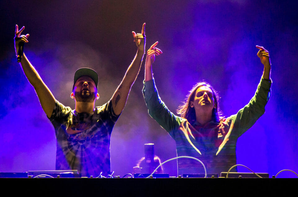 Zeds Dead and PEEKABOO set loose sought-after ID, 'POWA'Zeds Dead Live Billboard Credit Scott Legato E1595604400124